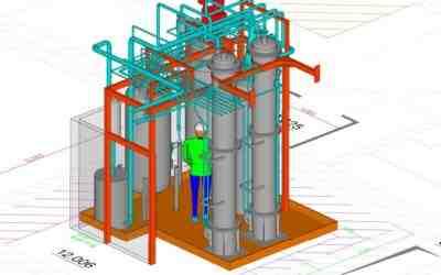 ONDRAF – Traitement d'effluents radioactifs