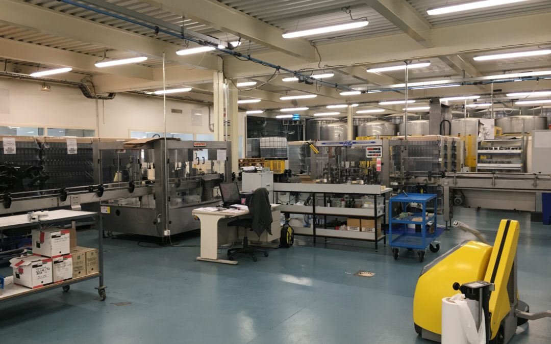 Huilerie EMILE NOEL – Faisabilité transfert industriel