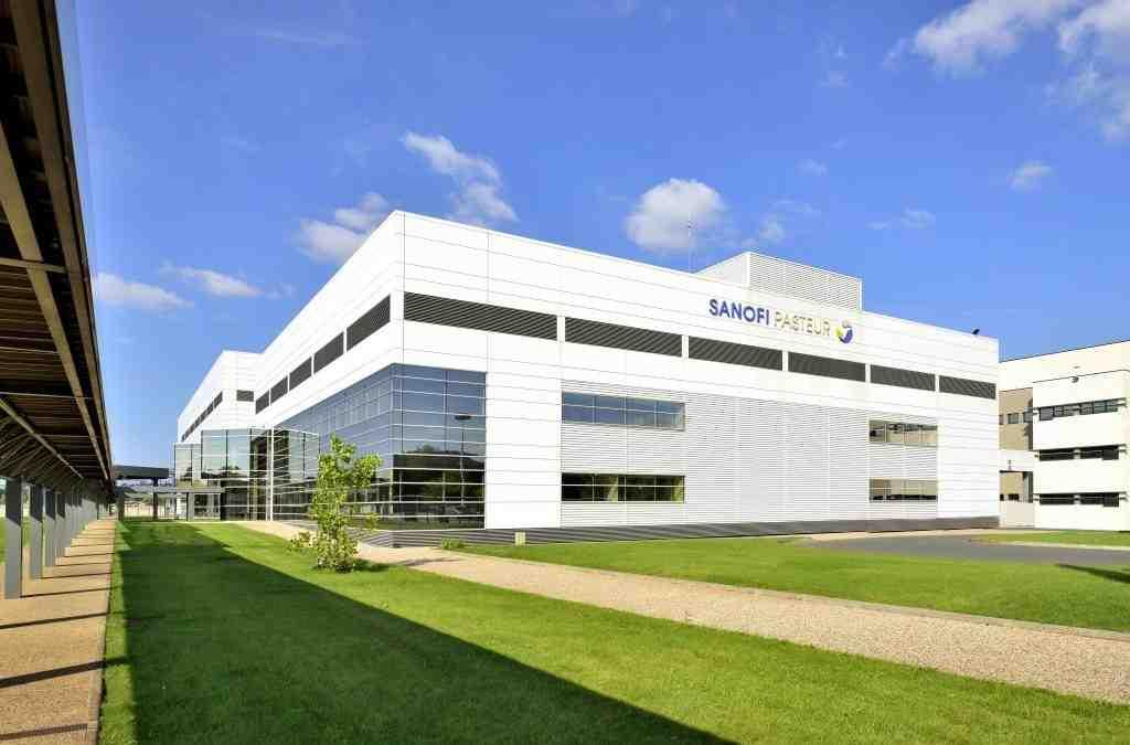 SANOFI – New treatment plant
