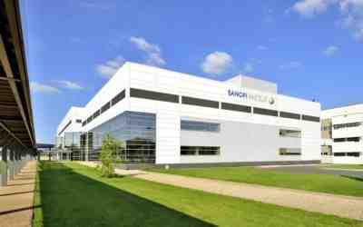 SANOFI – New treatment plant