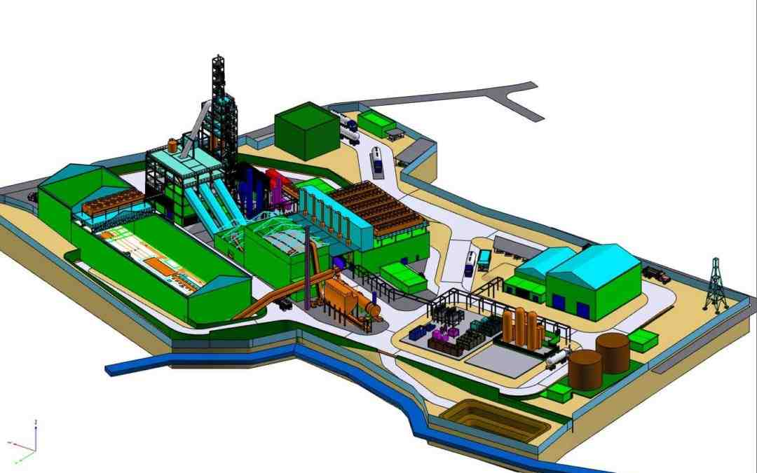 SOLO – Waste Gasification Plant