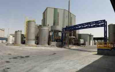AXENS – Production de catalyseurs, Arabie Saoudite